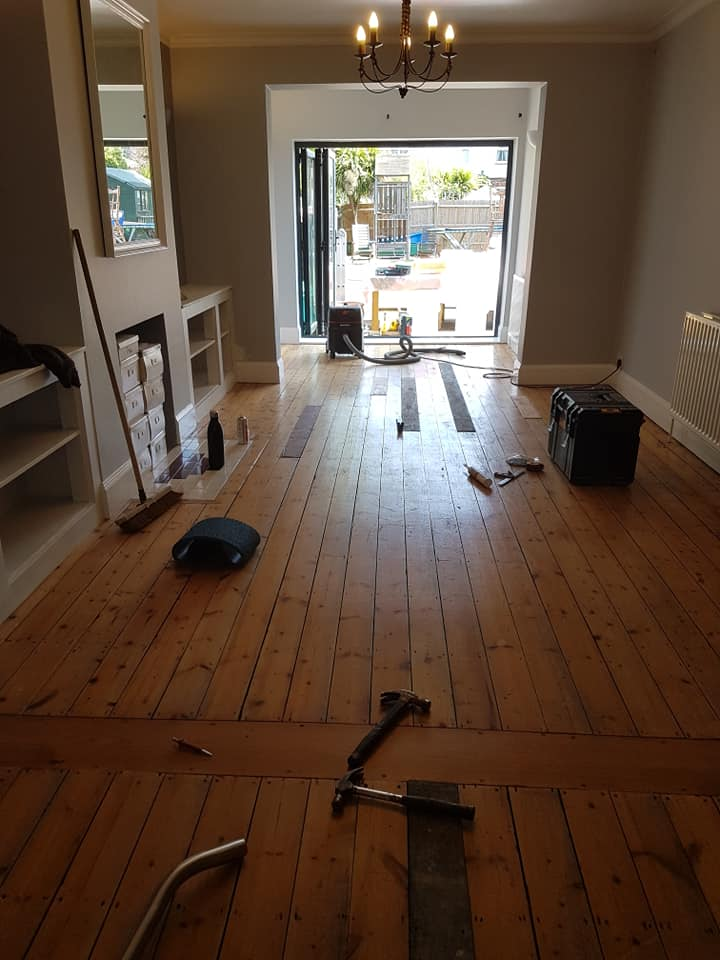Floor Restoration Kent